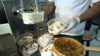 Tropical Sorvetes - Uma pequena fábrica de sorvetes 2 - Massa