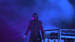 Slipknot LIVE Killpop - Leipzig, Germany 2016