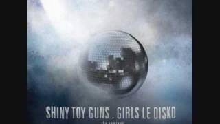 """Shiny Toy Guns-""""Major Tom"""" [Adam K & Soha Remix]"""