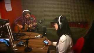 ♪ ♫KUKA MELON - Stolen Dance (Milky Chance cover) - radio live ♫ ♪