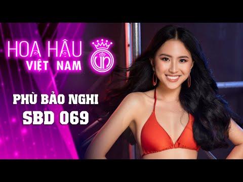069 PHÙ BẢO NGHI HOA HẬU VIỆT NAM 2020