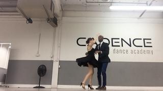 Bachata Sensual Dance to Promise (Romeo Santos ft Usher)