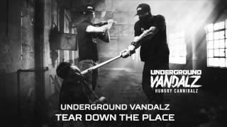 Underground Vandalz - Tear down the place (Brutale 020)