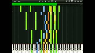 Les Miserables - Do You Hear the People Sing (Synthesia)