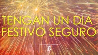 Firework and Gun Safety (en Español)