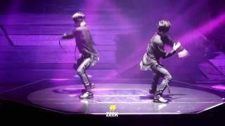 160722 [The EXO'rDium] KAI&LAY-Artificial love dance