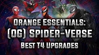 Orange Essentials: Ep. 11 - OG Spider-Verse - MARVEL Strike Force - MSF