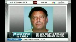 Criminal Profiler Pat Brown comments on missing woman Robyn Gardner