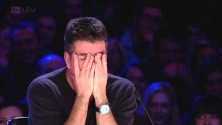 Kazookeylele - Britain's Got Talent 2012 - FAIL! - Pockets - Pocketfox