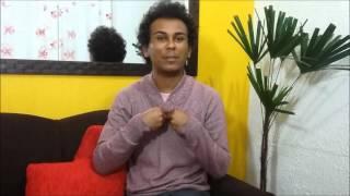 Equilíbrio emocional e motivos para viver| Depoimento Diomário| Raquell Menezes