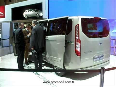 Ford Tourneo Custom Concept-Cenevre Otomobil Fuarı 2012