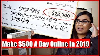 """(2019) How To Earn Money Online """"How To Make Money Working From Home"""""""