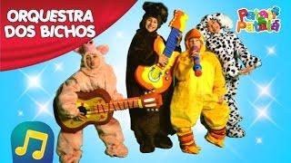 Patati Patatá - Orquestra dos Bichos (DVD Coletânea de Sucessos)