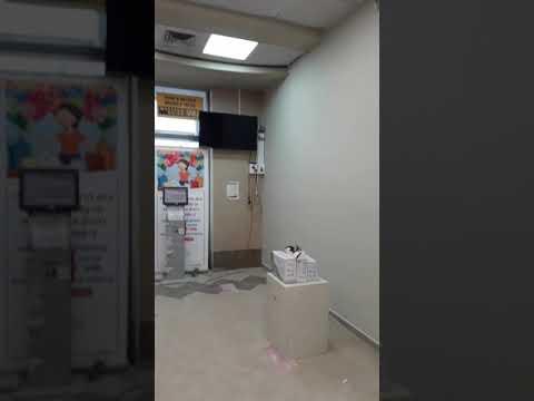 סרטון: פירוק ובנתיים קירות גבס בדואר ישראל