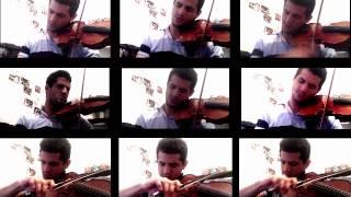Smooth Criminal  - Violino Cover - Raphael Batista