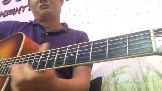 Rock me baby  - BB King Cover by NeVilas