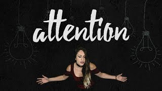 Attention - Charlie Puth (Rock Cover by Duets) ft. RyAnn Renee Lugo