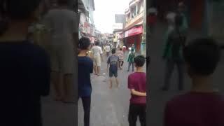 Tawuran Gang T vs Golday . (Takbiran)