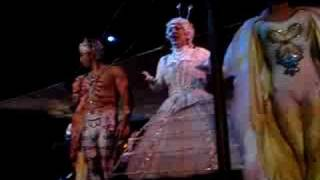 Alegria Cirque du Soleil Bs As Final Nancy Arnaud