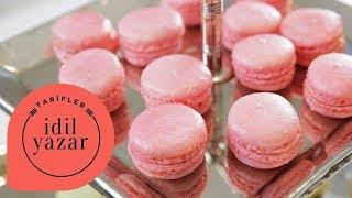 Makaron Nasıl Yapılır ? - İdil Yazar - Yemek Tarifleri - French Macarons