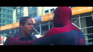 The Amazing Spiderman 2: meets electro for the first time