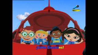 Disney Junior España | Canta con Disney Junior: Little Einsteins