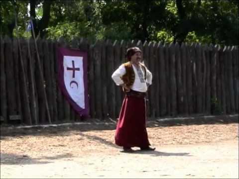 Cossack show (Zaporizhia – Ukraine)