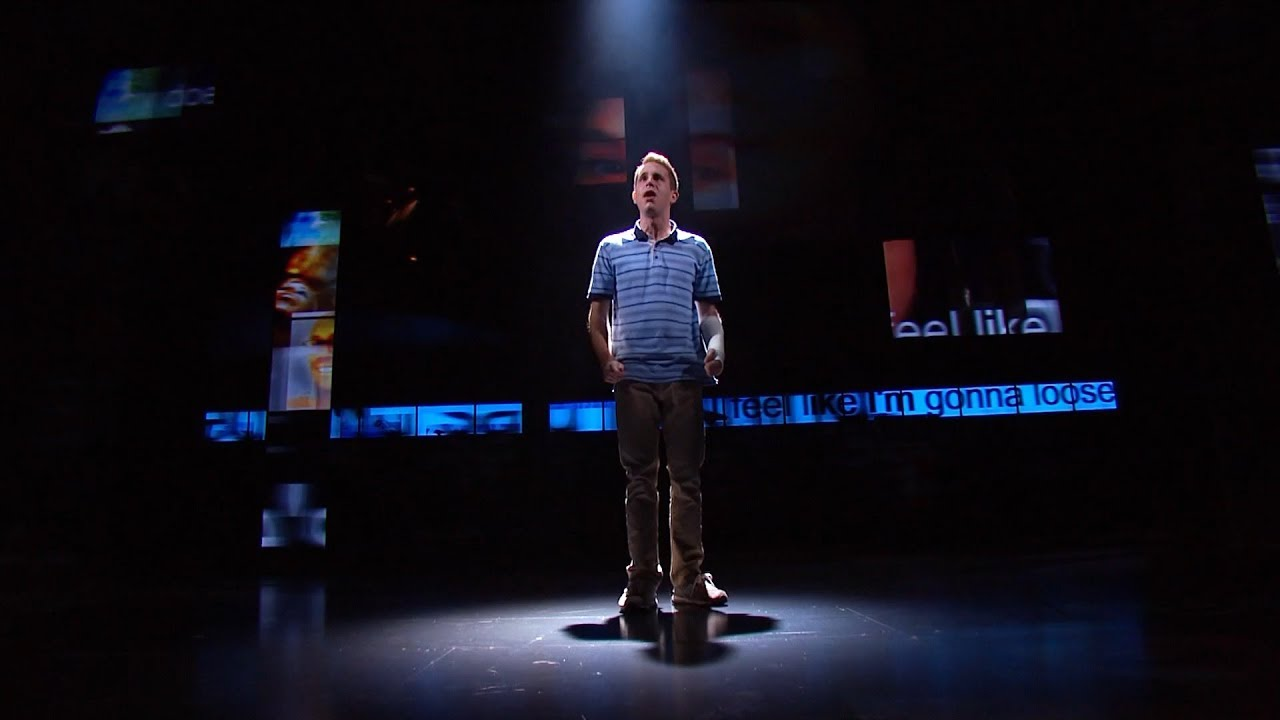 Dear Evan Hansen Broadway Show Times Tampa Bay December