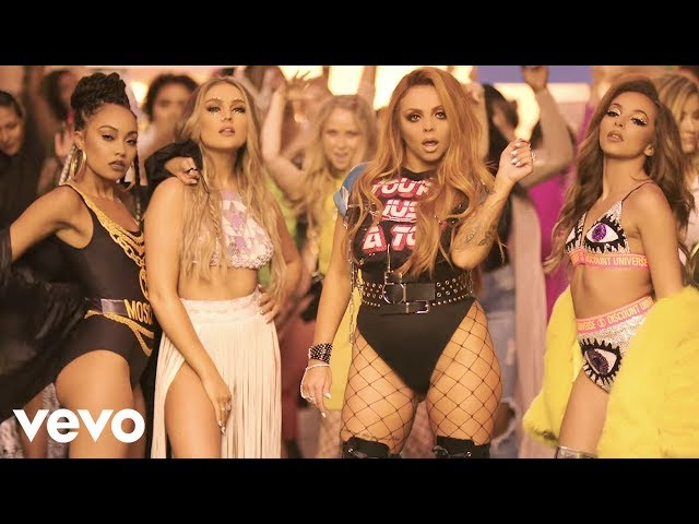 Videoclip oficial de 'Power', de Little Mix y Stormzy.