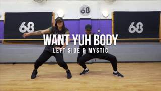 WANT YUH BODY | MICHAEL JORDAN RICHARDS X ONAYRON AGUDELO | COLLABO CLASS | STUDIO 68 LONDON