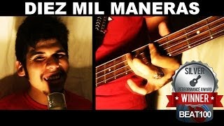 """Diez Mil Maneras"" - David Bisbal (Johnny Larkin) ROCK COVER"