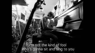 Alex Turner - Stuck on the Puzzle (Lyrics)