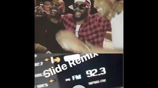 R. Kelly & 21 Savage Hop On FBG DUCK Slide Remix