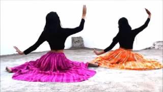 Mohe Rang Do Laal dance performance width=