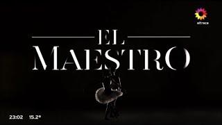 """Julio Chávez """"El Maestro"""" Apertura - León Larregui - Como tú"""