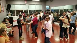 Social Dancing #7 - Merengue - 9/18/16 Class - Salsa Con El Pelon