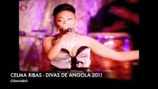 Celma Ribas - Divas De Angola 2011 live