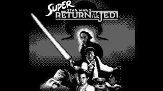 Hero Select / Epilogue - Super Star Wars: Return of the Jedi (GB/GBC)