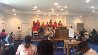 Holly Spring Baptist Church Youth Choir sings Inside Out