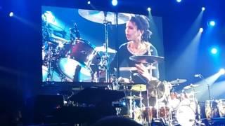 Cindy Blackman Solo - Carlos Santana em Gondomar 26/07/2016