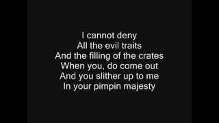 System Of A Down Needles Lyrics