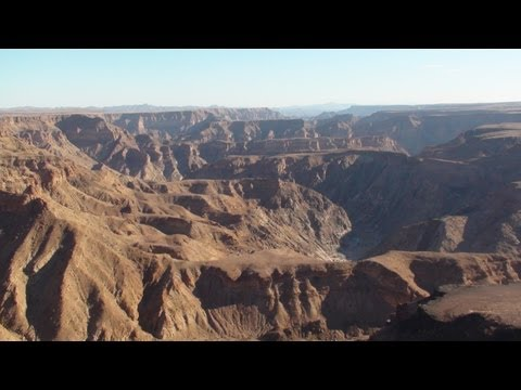 Fish River Canyon – Namibia
