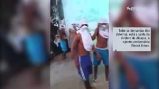Rebelião na maior penitenciário do Rio Grande do Norte