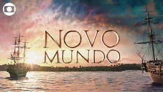 Novo Mundo: confira a abertura da novela