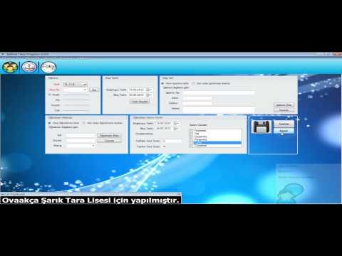 İşletme Takip Programı v1.0.0