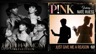 Just Give Me a Sledgehammer | P!NK feat. Nate Ruess & Fifth Harmony Mashup!