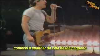 Bruce Springsteen - Born in the U.S.A. - Legendado