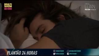 Flash 03 - Canta, Luan no Multishow - Hora de dormir -  #24HorasComLuan 02.08.2017