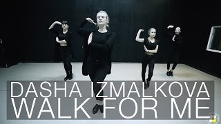 Robbie Tronco - Walk For Me | Choreography by Dasha Izmalkova | D.Side Dance Studio