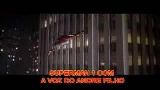 SUPERMAN 1 DUBLAGEM ANDRE FILHO